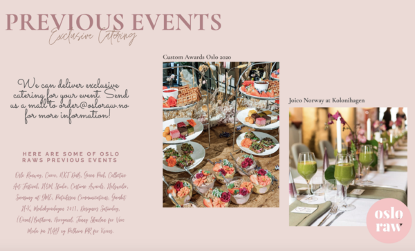 Catering & Events PREVIOUS2